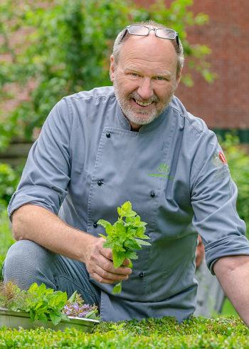 Gourmet-Koch Helmut Backers, Gasthof Backers in Twist